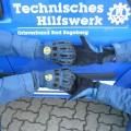 THW-Einsatzhandschuh