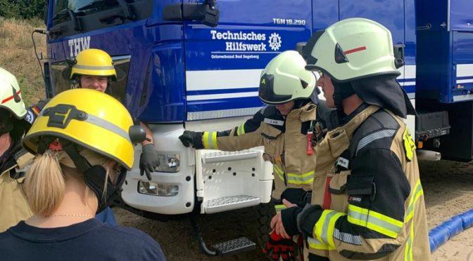 Zusammenarbeit im Katastrophenschutz